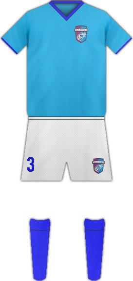 Kit TOOFAN HARIROOD F.C.