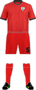 Kit AFGHANISTAN NATIONAL FOOTBALL TEAM