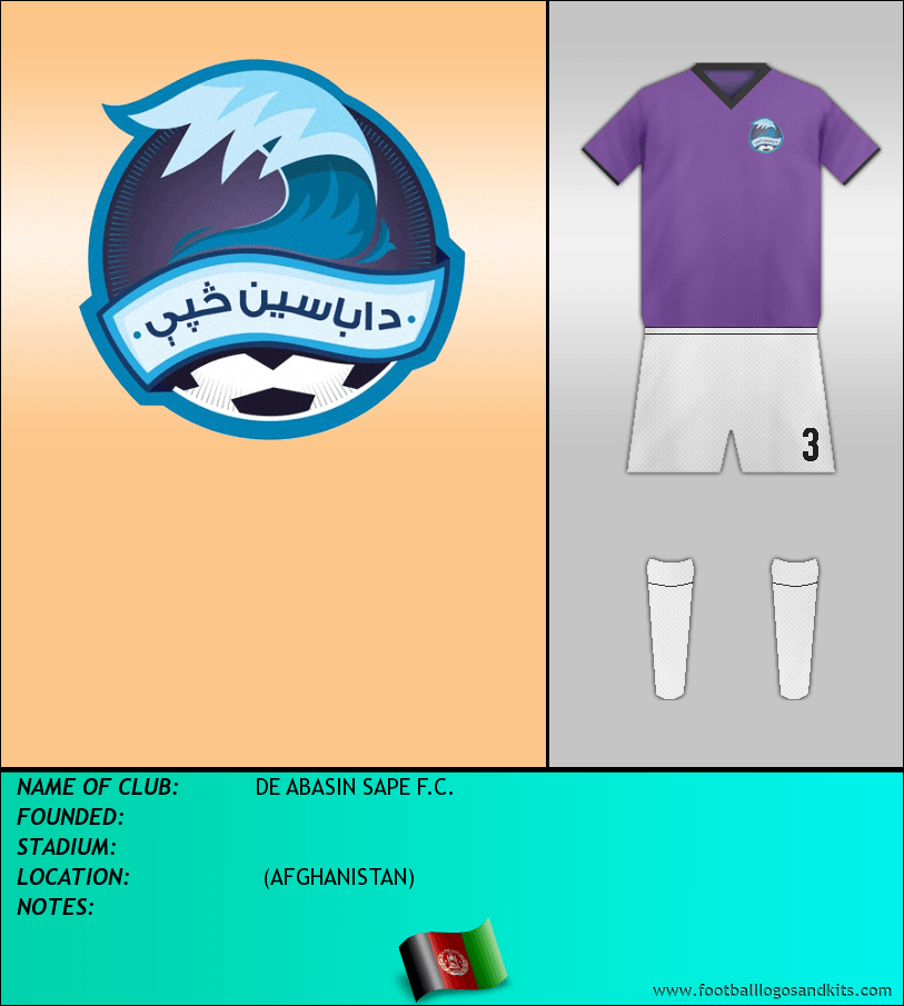 Logo of DE ABASIN SAPE F.C.