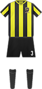Kit ITTIHAD F.C.