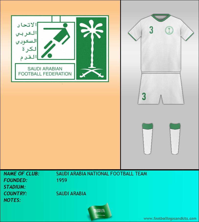 Logo of SELECCIÓN FÚTBOL ARABIA SAUDITA