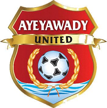 Logo of AYEYAWADY UNITED F.C. (BURMA)