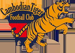 Logo of ANGKOR TIGER F.C.