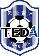 Logo TIANJIN TEDA F.C.