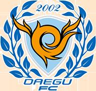 のロゴ大邱広域市サッカークラブ