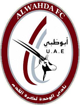 のロゴアル ・ ワフダ FC (アラブ首長国連邦)
