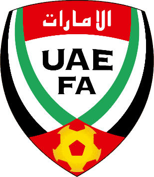 Logo of UNITED ARAB EMIRATES NATIONAL FOOTBALL TEAM (UNITED ARAB EMIRATES)