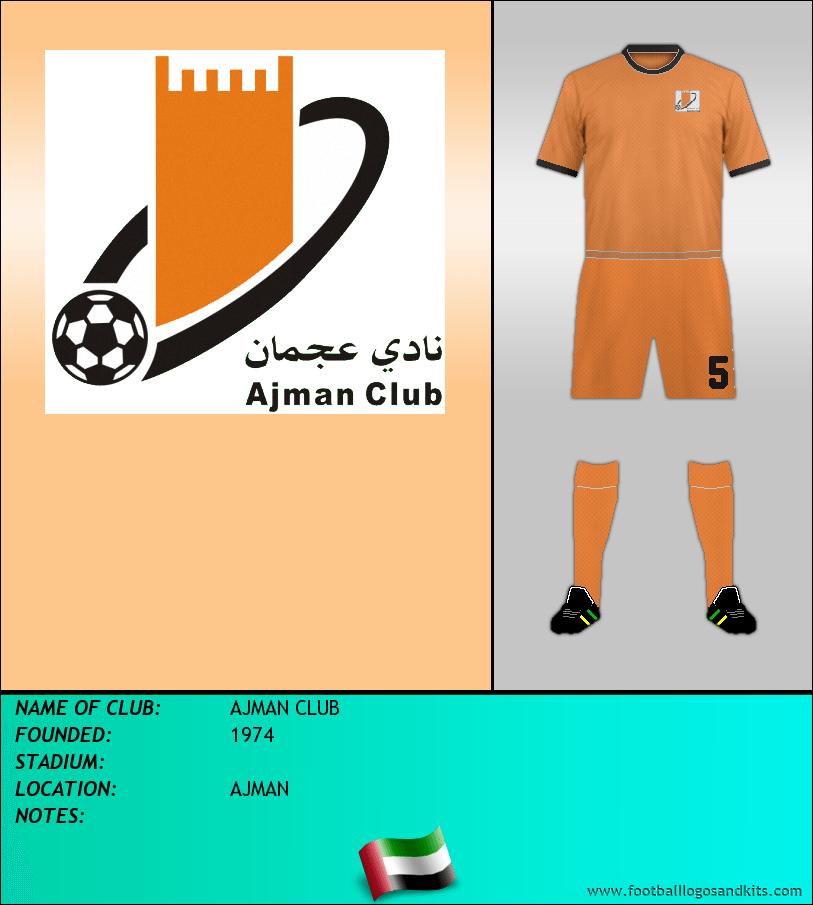 Logo of AJMAN CLUB