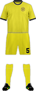 キットセレス ネグロス ・ FC