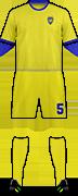 Kit GLOBAL CEBU F.C.