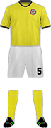 Kit PACHANGA DILIMAN F.C.