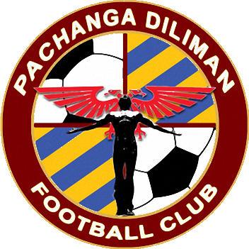 のロゴパチャンガ ディリマン校・ FC (フィリピン)