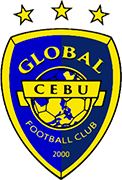 Logo GLOBAL CEBU F.C.