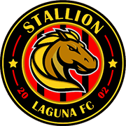 のロゴ種牡馬ラグーナ ・ FC