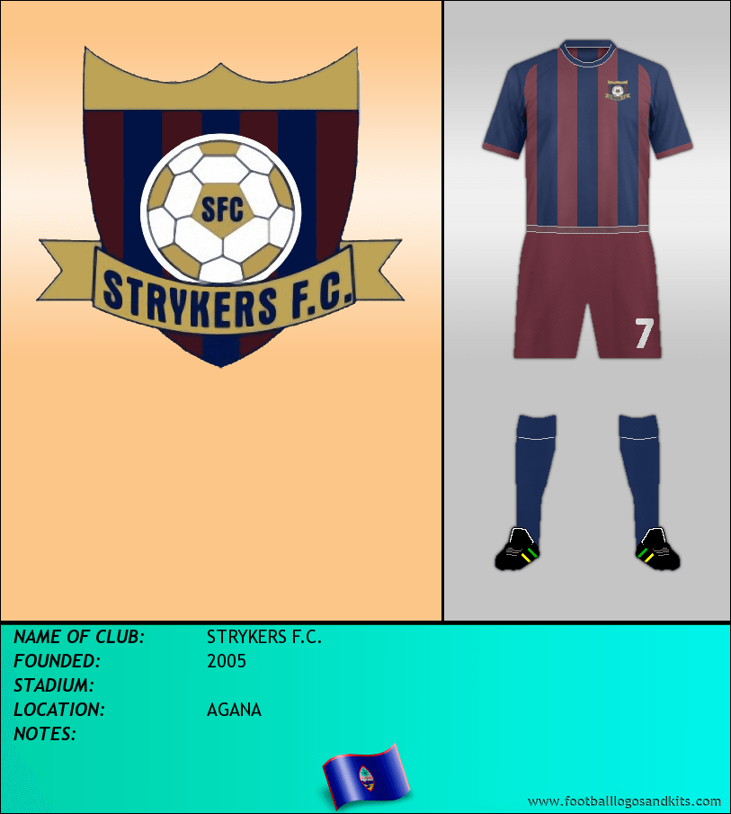 Logo of STRYKERS F.C.