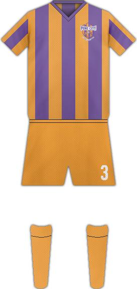 Kit PUNE CITY FC