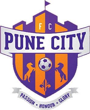 Logo of PUNE CITY FC (INDIA)