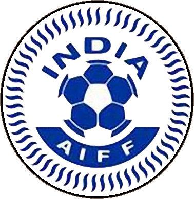 Logo of INDIA NATIONAL FOOTBALL TEAM (INDIA)