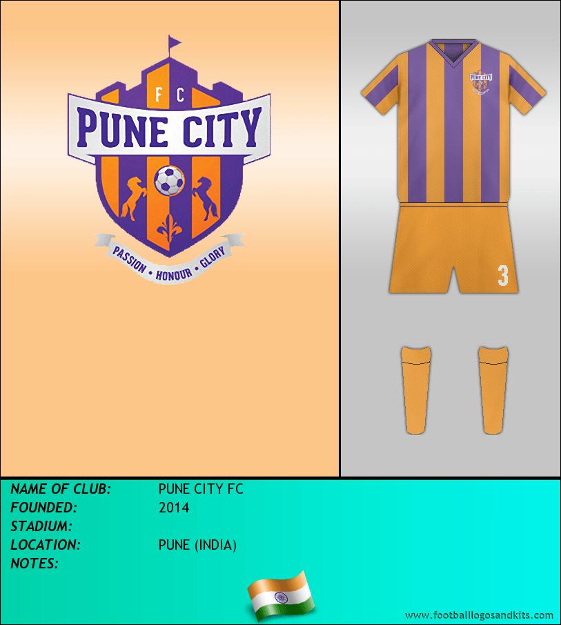 Logo of PUNE CITY FC