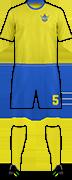 Trikot GRESIK UNITED F.C.