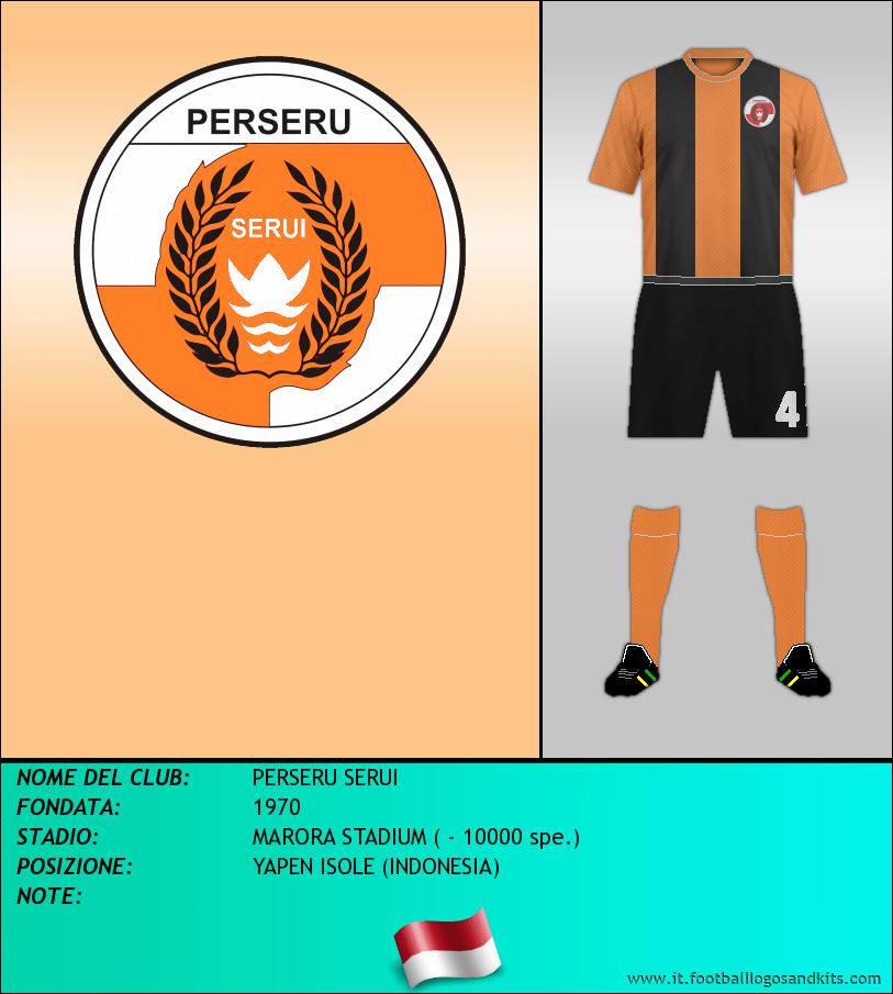 Logo di PERSERU SERUI