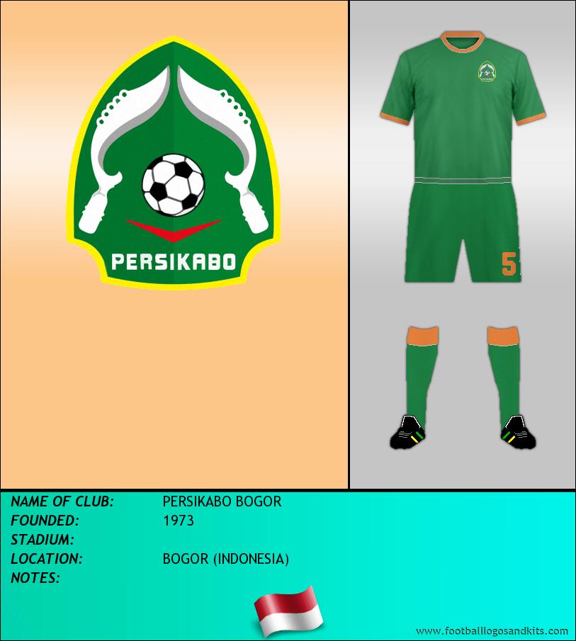 Logo of PERSIKABO BOGOR