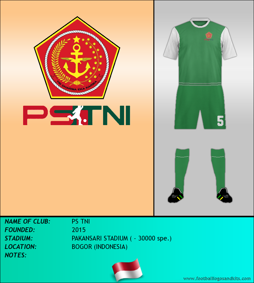 Logo of PS TNI