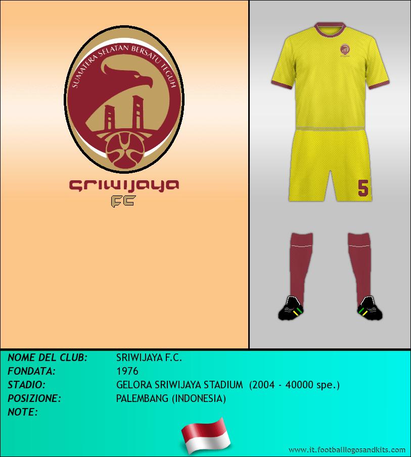 Logo di SRIWIJAYA F.C.