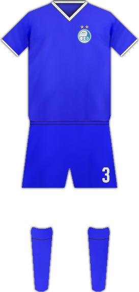 Kit ESTEGHLAL F.C.