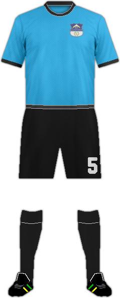 Kit ALNAJAF F.C.