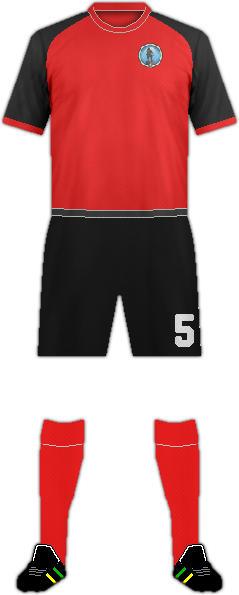 Kit NAFT MAYSAN F.C.