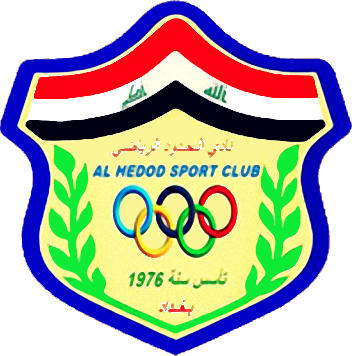 Logo of AL-HEDOOD F.C. (IRAQ)