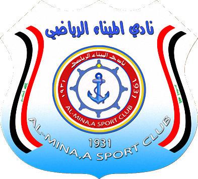 Logo of AL-MINAA S.C. (IRAQ)