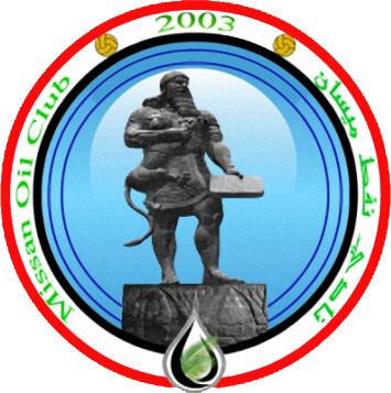 Logo of NAFT MAYSAN F.C. (IRAQ)