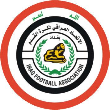 Logo of IRAQ NATIONAL FOOTBALL TEAM (IRAQ)