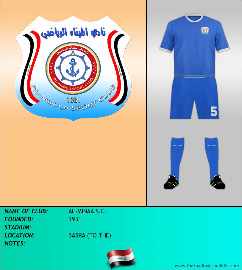 Logo of AL-MINAA S.C.