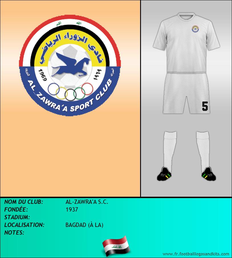 Logo de AL-ZAWRA'A S.C.