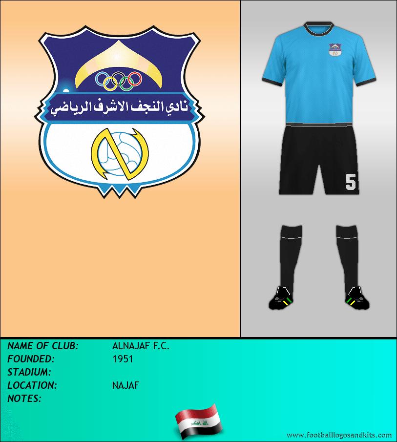 Logo of ALNAJAF F.C.
