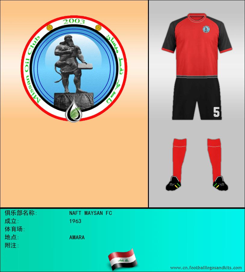 标志NAFT MAYSAN FC