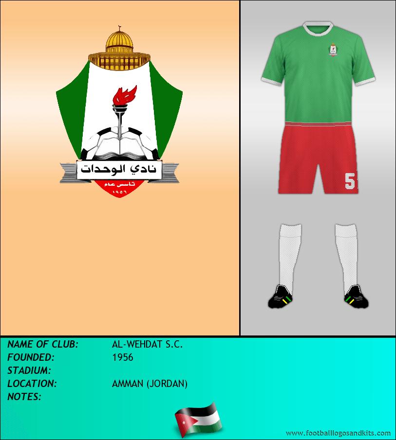 Logo of AL-WEHDAT S.C.