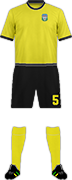 Kit F.C. ALAY OSH