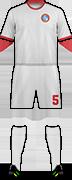 Kit F.C. ALGA BISHKEK