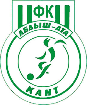 Logo of F.C. ABDISH-ATA KANT (KYRGYZSTAN)