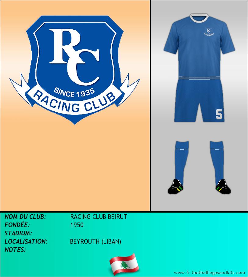 Logo de RACING CLUB BEIRUT