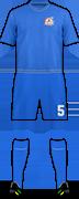 Kit DEREN F.C.
