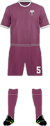 Kit QATAR NATIONAL FOOTBALL TEAM