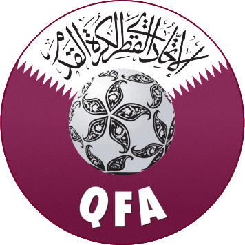 Logo of QATAR NATIONAL FOOTBALL TEAM (QATAR)