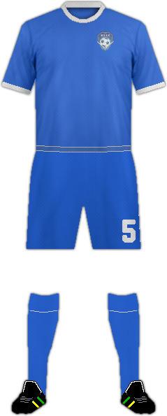 Kit BLUE STAR S.C.