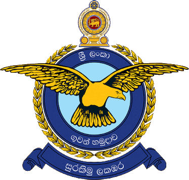 Logo of SRI LANKA AIR FORCE S.C. (SRI LANKA)