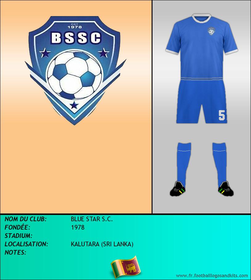Logo de BLUE STAR S.C.